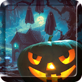 Halloween Live Wallpaper PRO 2017