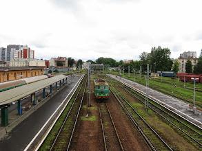Photo: Rzeszów Główny: EU07-005