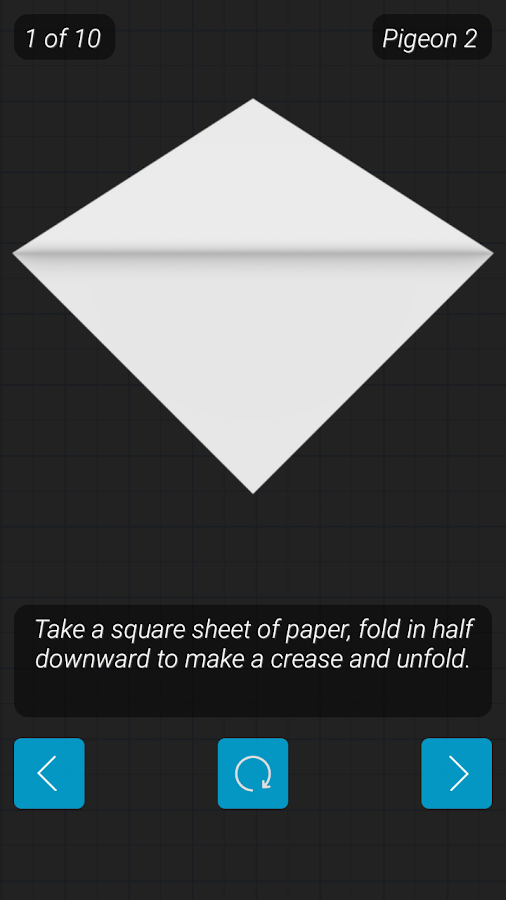 How to Make Origami- screenshot