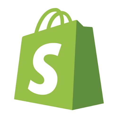 open your shopify store