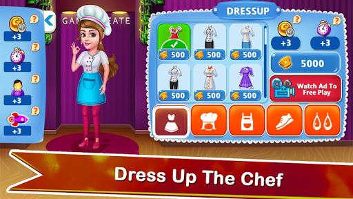 Cooking Express 2:  Chef Madness Fever Games Craze modavailable screenshots 22