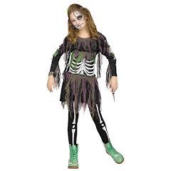 Dräkt, Skelettklänning 3D-revben