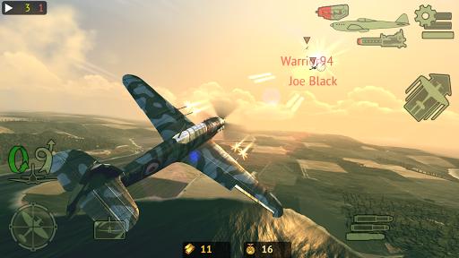 Warplanes: Online Combat 1.2 screenshots 1