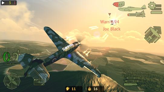 Warplanes: Online Combat MOD (Unlimited Gold/Purchase) 1
