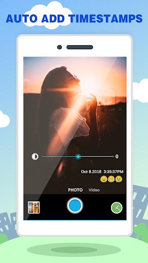Watermark Camera - Auto add watermark to photo 1.0.4 screenshots 1