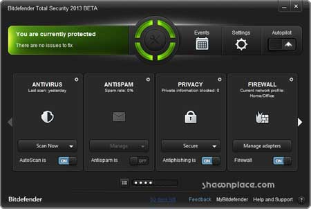 Download Bitdefender Total Security 2013 Beta