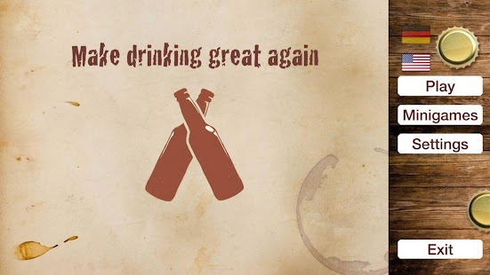 Make drinking great again! - náhled
