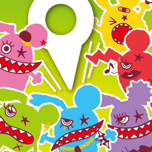 みんなでマップ feat LGM(リトグリ) 社交 App LOGO-硬是要APP
