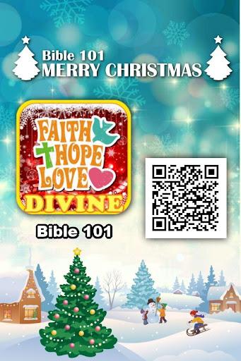 Bible 101 : Merry Christmas