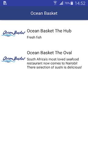 Ocean Basket Kenya for PC