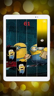 Minions Piano Tiles 2018 - náhled