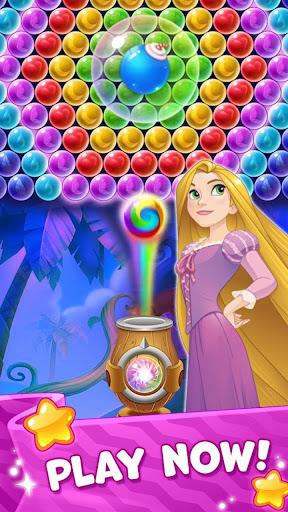 New Bubble Shooter : Princess Bubble Games screenshots 2
