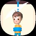 Rescue Cut - Unique Rope Puzzle icon