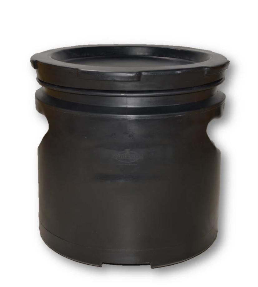 Screw Top Waste Drum