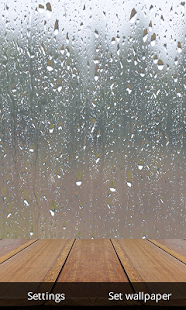 Rain Drop Live Wallpaper- screenshot thumbnail