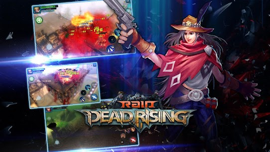 Raid:Dead Rising App Download for Android 4
