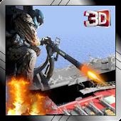 Commando War Heli Gunship