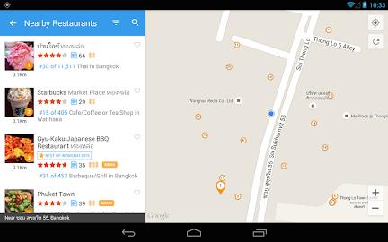 Wongnai: Restaurants & Reviews Screenshot 9