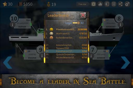 Sea Battle : Submarine Warfare screenshots 13