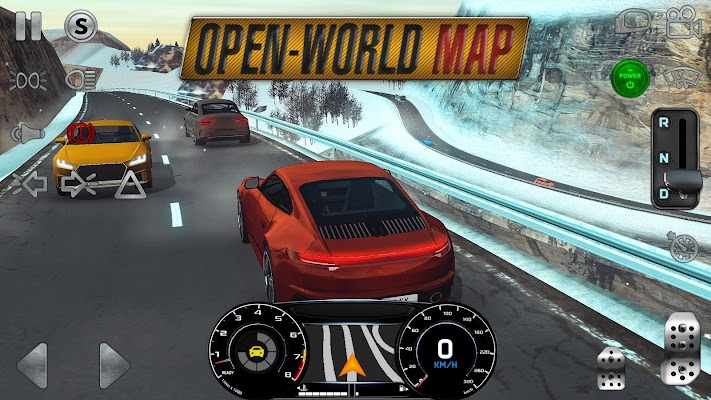Real Driving Sim Screenshot Image