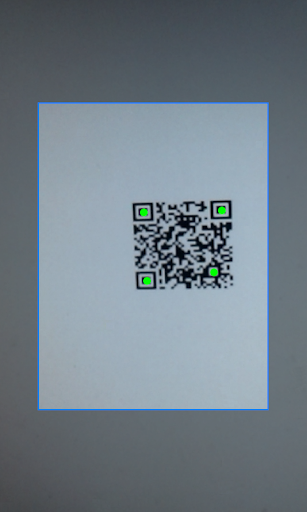 QR碼掃描器