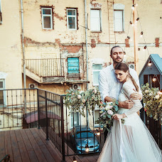 Wedding photographer Aleksandra Mart (AleksandraMart). Photo of 08.08.2018