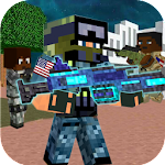 Cube of Duty: Battlefield F Apk