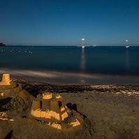 Castello notturno di Claudio Polesel