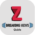 Zee Live News Updates Guide icon
