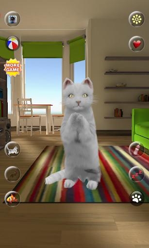 Talking Cute Cat 1.2.3 screenshots 3