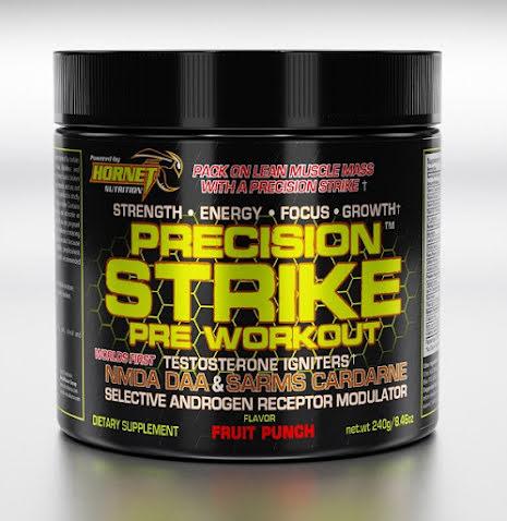 Hornet Nutrition Precision Strike 240g - Fruit Punch