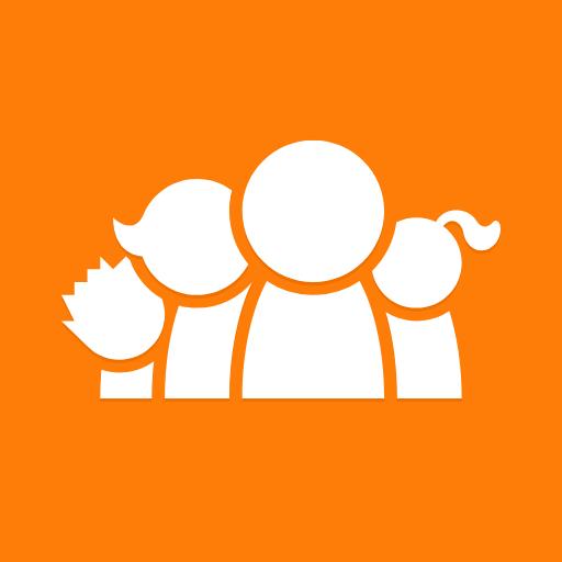 Family Place: agenda partagé, messagerie familiale Icon