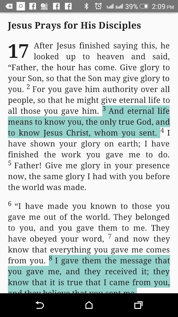 Good News Bible | Study Bible vHoly Bible 10 0 For Android