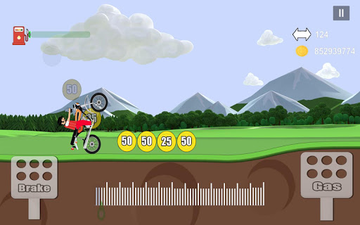 Car Mountain Hill Driver - Climb Racing Game 1.0.1 screenshots 11