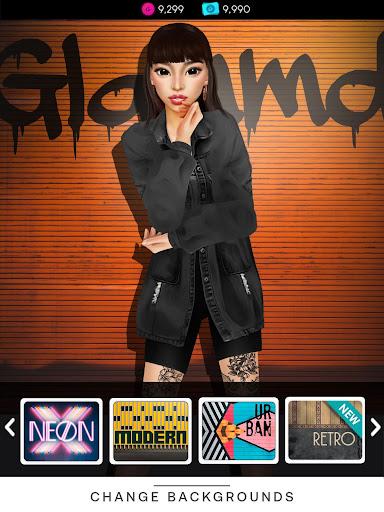 GLAMM'D - Fashion Dress Up Game  screenshots 13