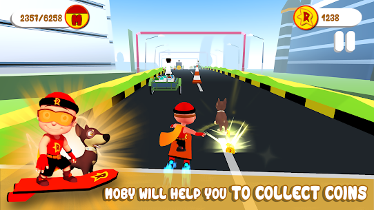 Mighty Raju 3D Hero MOD Apk 1.0.31 (Unlimited Coins) 5