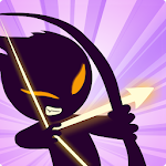 Archer Fighter Shadow Icon