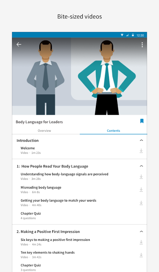 LinkedIn Learning: Online Courses to Learn Skills- screenshot