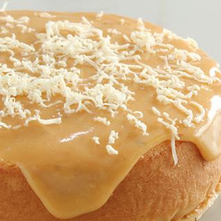 How to Make Yema Cake.