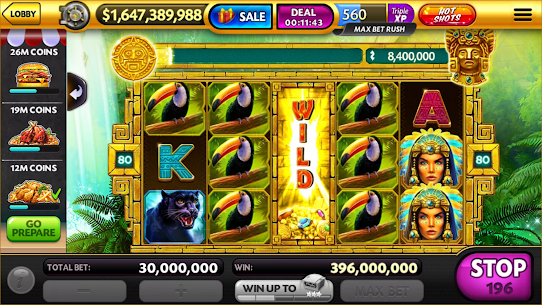 Caesars Slots: Free Slot Machines & Casino Games App Download For Android and iPhone 7