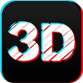 3D Effect- 3D Camera, 3D Photo Editor & 3D Glasses