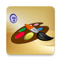 Painting app - painting, photo editor, sketch icon