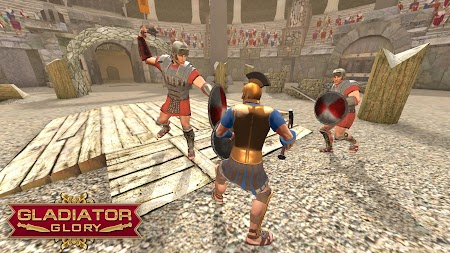 Gladiator Glory APK screenshot thumbnail 17