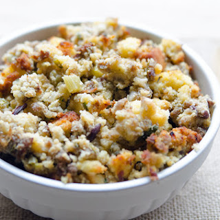 JImmy Dean Sausage and Cornbread Stuffing