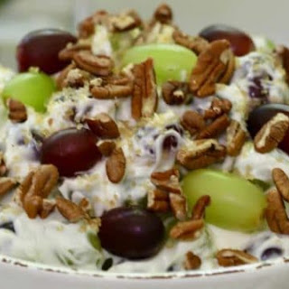 Grape Salad Cream Cheese Recipes.