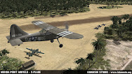 Pacific Airfield WWII