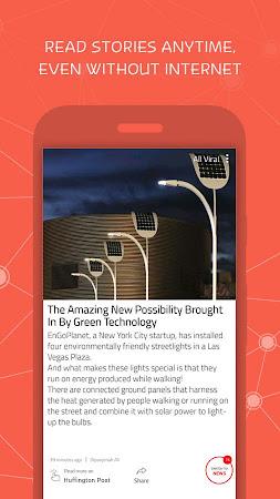 ViralShots: News & Stories App 3.0.2 screenshot 639318