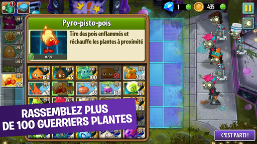 Plants vs. Zombies 2 Free  captures d'écran 3
