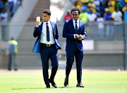 Pitso Mosimane says Keagan Dolly and Percy Tau are the two best players he has ever coached.