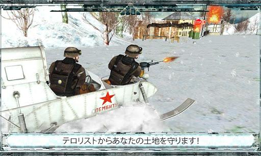 冬戦争:航空土地コンバット